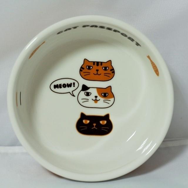 フード皿 (ネコ仲間)