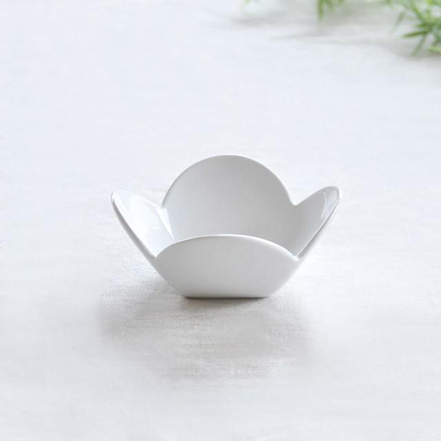 【5351-0000】-Oridge series-強化磁器 9cm 小鉢 白