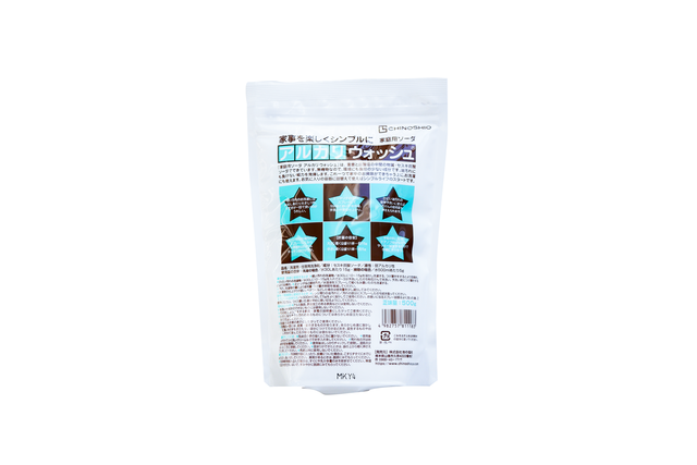 アルカリウォッシュ(セスキ炭酸ソーダ)500g【洗剤】