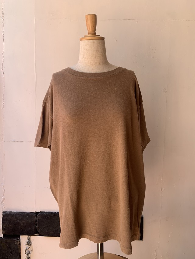 plain tee brown[1251]