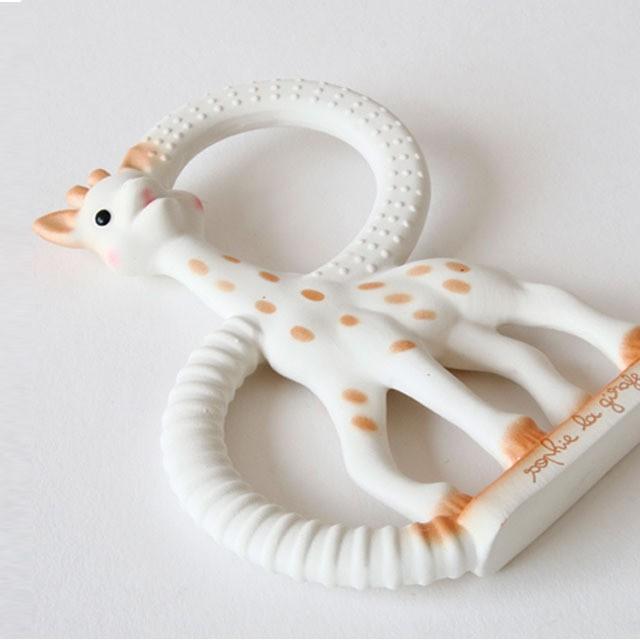 再入荷 ☆ Sophie la girafe ティージングリング #200318