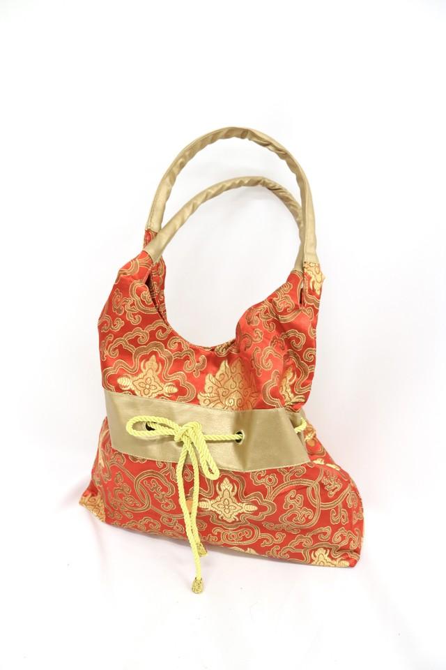 china motif handbag / 4SSGD18-23