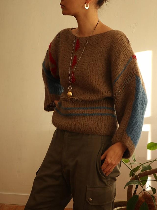 80's knit