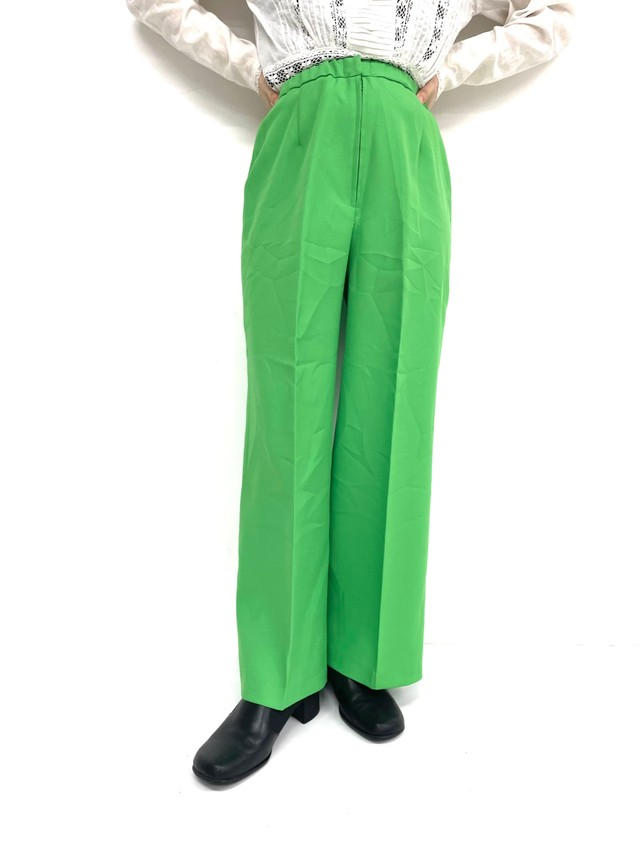 vividcolor flare pants / 3SSPT06-20