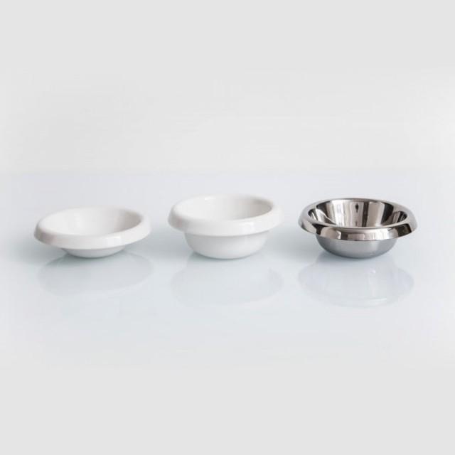 【予約】Pecolo フードボウル 単品 S/Stall/Shightall 用 陶器浅型or陶器深型orステンレス