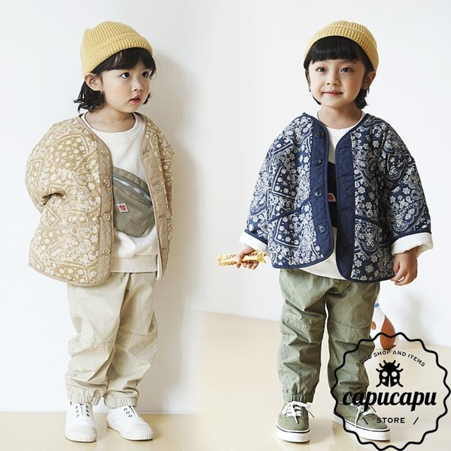 [sold out]  Paisley pattern jacket 2Colors ペイズリー柄 ジャケット 春 アウター