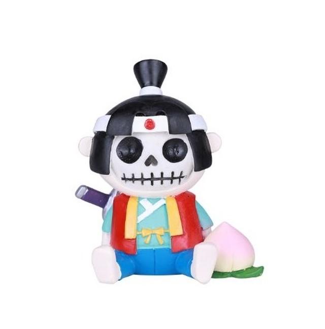 YTC13454  Furry Bones ファーリーボーンズ モモタロウ MOMOTARO