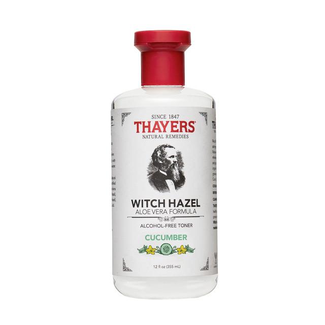 キューカンバー ウィッチヘーゼル アルコールフリー化粧水