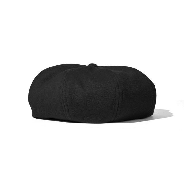 JUST NOISE x Yakanay Collaborated Beret - BLACK