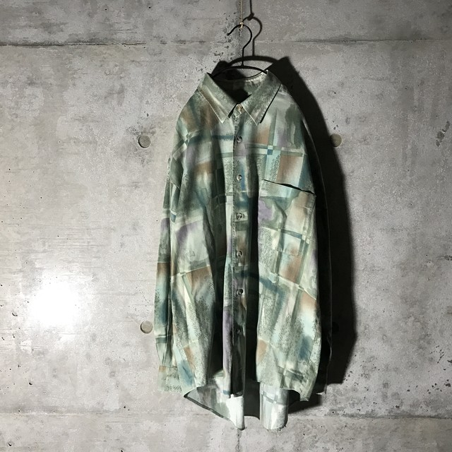 [used] beautiful silhouette blouson