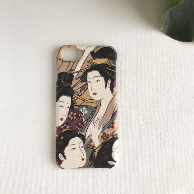 【KIMONO】粋な江戸美人たち