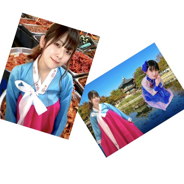 【宛名指定OKサイン入】生電話抽選付き大久保前田の世界旅行韓国編編2L写真2枚セット