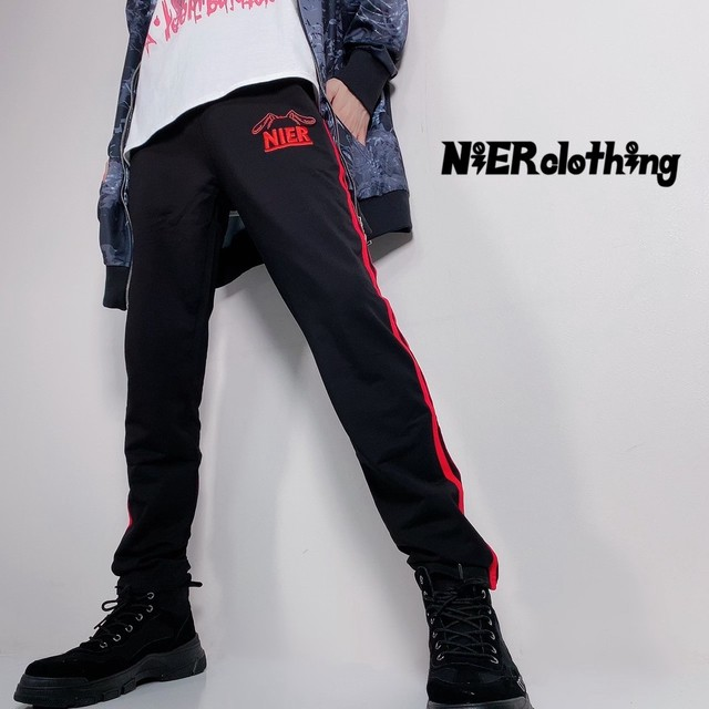 RED LINE PANTS