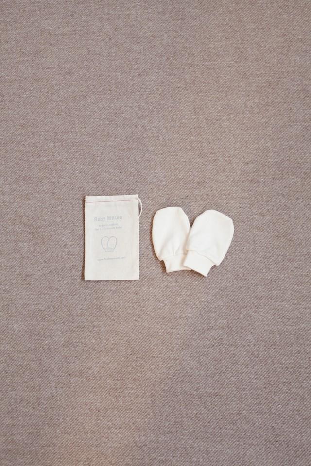 【fog linen work(フォグリネンワーク)】ベビーミトン