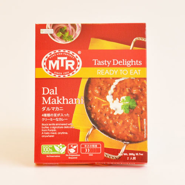 MTR READY TO EAT CURRY Dal Makhani