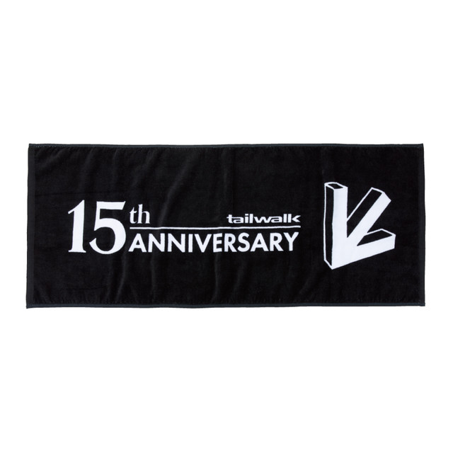 FACE TOWEL 15th Anniversary limited