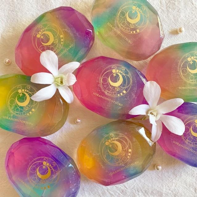 すべての感情は喜び石鹸♡ ~a sense of beauty~