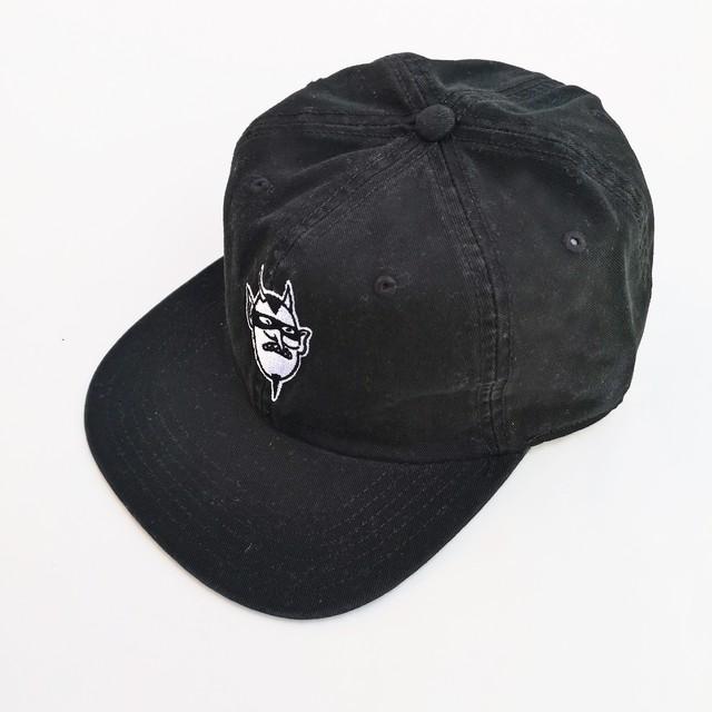 PRANK DEVIL CAP BLACK