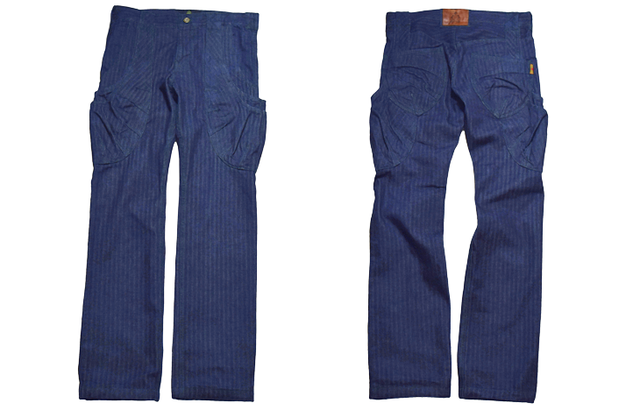 Easy Work (9pocket Denim Pants)