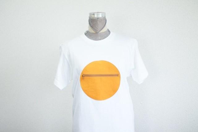 【Tシャツ鞄】白ティーバッグ
