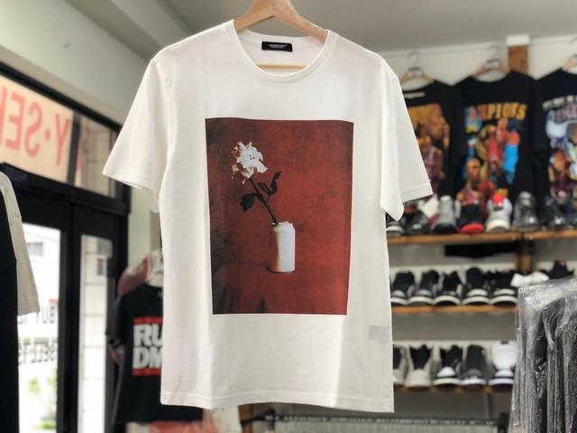 UNDERCOVER × VERDY WASTED YOUTH TEE WHITE 3 62.5JG7364