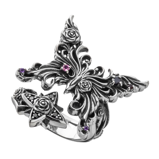 アゲハリング AKR0056 Swallowtail ring