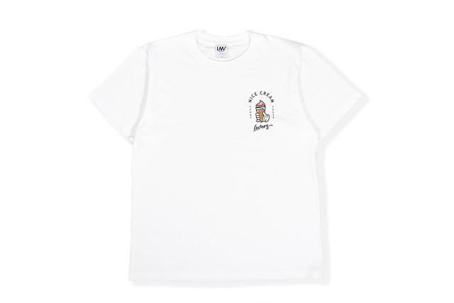 【NICE cream T-shirt】
