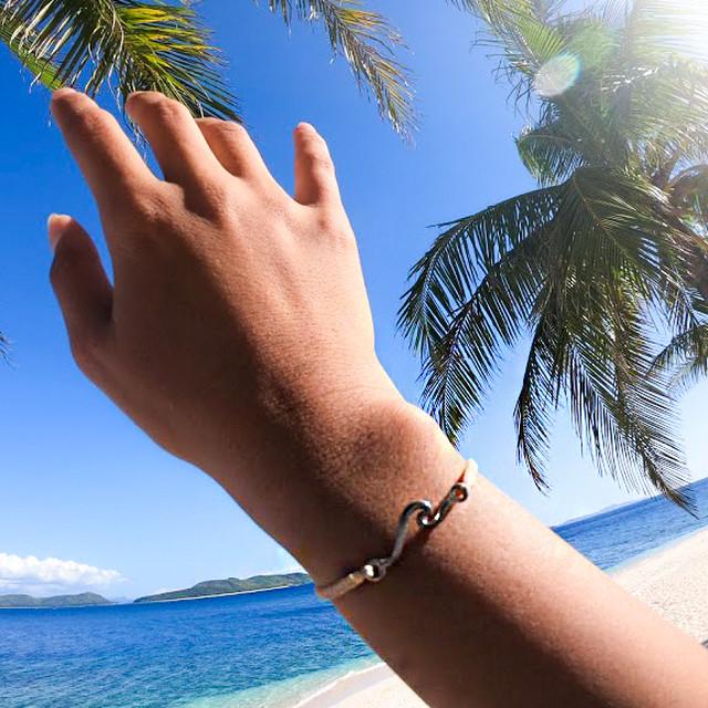 Wave Misanga Bracelet