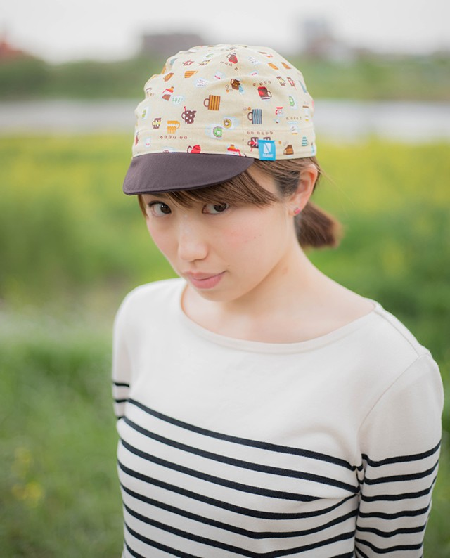 *FRAME* Cycle_Cap_CAFE / サイクルキャップ_カフェ