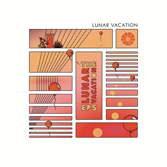 Lunar Vacation / Artificial Flavors & Swell(Casette)