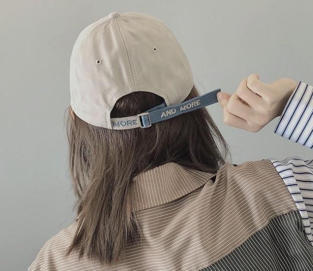 キャップ 帽子 4色 B0254