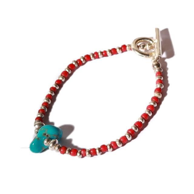 SunKu/サンク Kingman Turquoise Beads [JH-011]