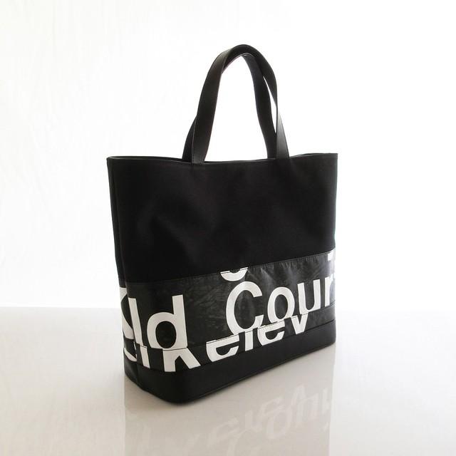 Tote Bag (S) / Black  TSB-0005