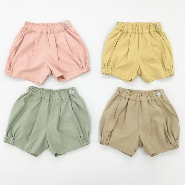 Little s.t. by s.t.closet パフパンツ