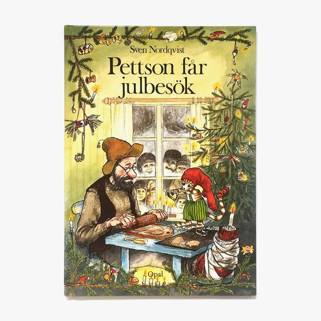 スヴェン・ノードクヴィスト「Pettson får julbesök(フィンダスのクリスマス)」《2001-01》