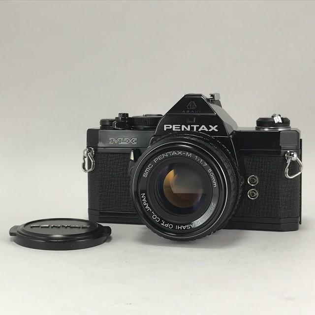 Pentax MX Black
