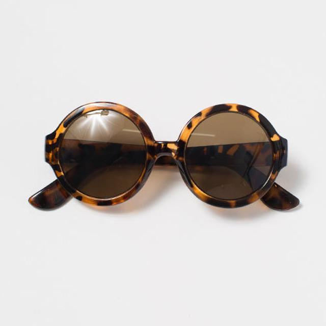 丸メガネサングラス