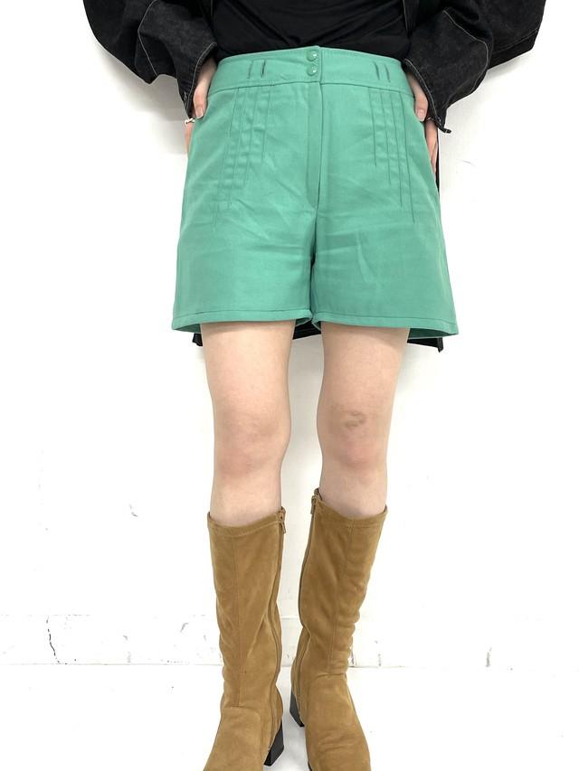 mintgreen short pants / 2SSPT23-06