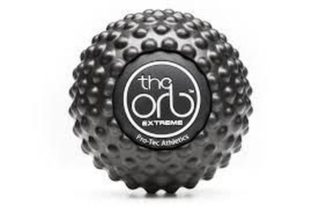 【pro-tec】 Massage Balls-5 Extreme (black)