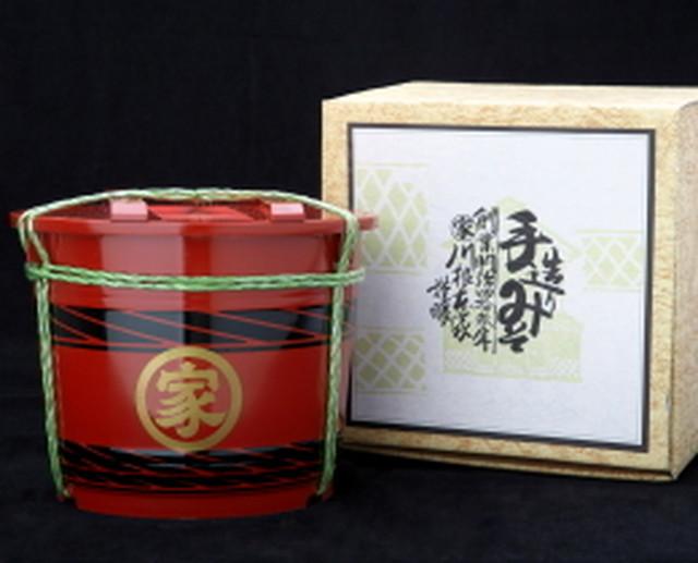 味噌 樽入り3㎏ D-3