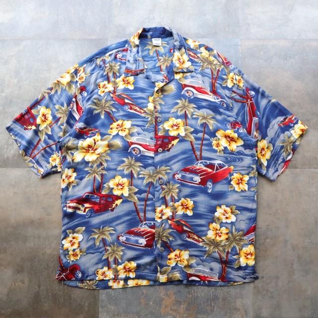 aloha design shirt