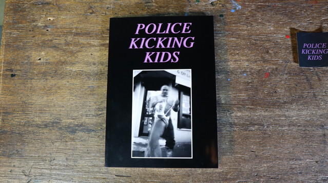 POLICE KICKING KIDS : ISSUE1