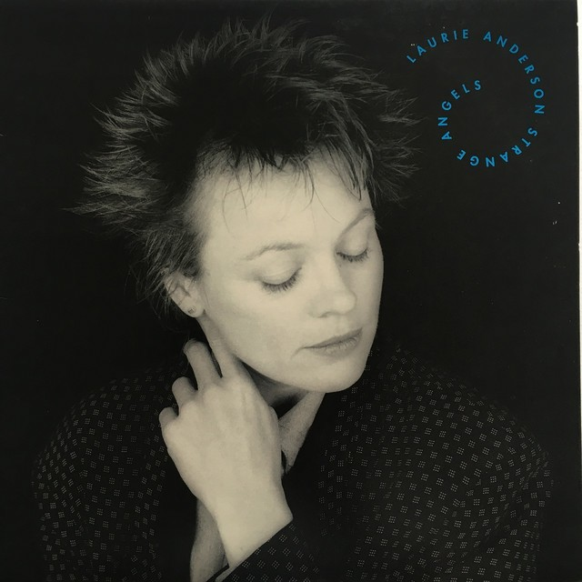 【LP・米盤】Laurie Anderson  /  Strange Angels