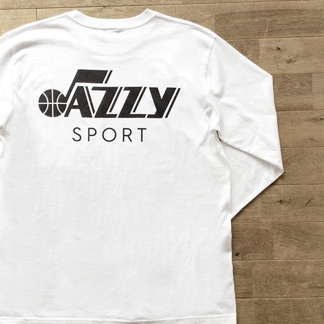 【残りわずか】Black Focus Records × Jazzy Sport  Tシャツ/ブラック