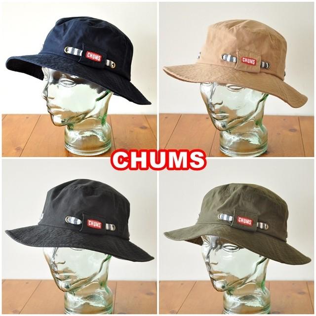 CHUMS チャムス リングTGハット  HAT 帽子  ch05-1246 アウトドア 男女兼用