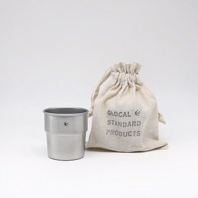 GLOCAL STANDARD PRODUCTS (グローカルスタンダードプロダクツ) TSUBAME (ツバメ) Stacking cup スタッキングカップ