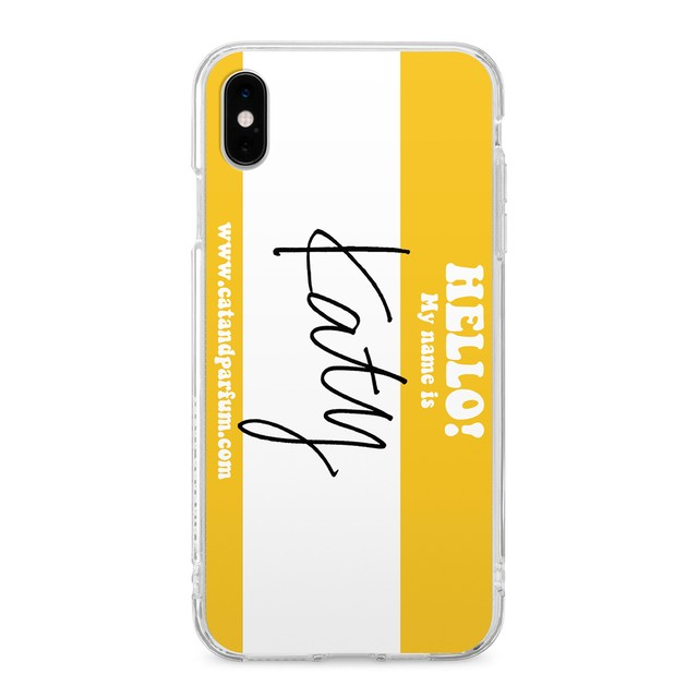 Katy's Dreaming iPhone Case(Black)
