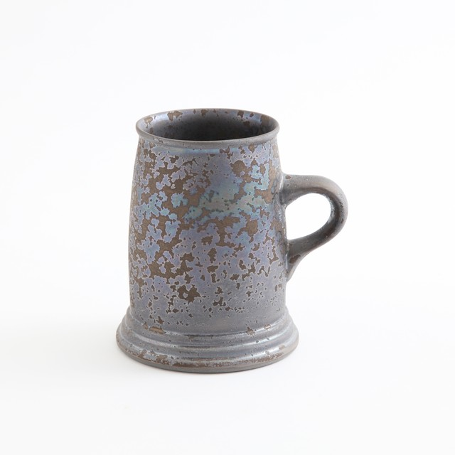 ONE KILN CERAMICS(ワンキルンセラミックス)/Mug Cup High Ash×Green
