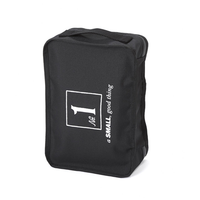 LORINZA No.1 Travel Pouch LO-STN-PC01 BLACK
