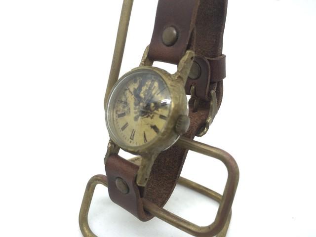"""Gothic Laboratory """"Classic"""" Wristwatch"""""""
